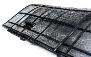 Black Air Filter Image